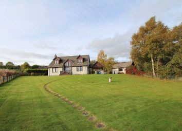 Thumbnail 4 bed detached house for sale in Lanfine, Clashandorran, Beauly
