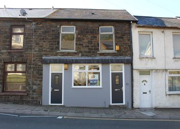 Thumbnail 1 bedroom maisonette to rent in Llewellyn Street, Pentre