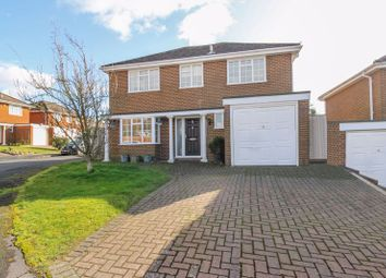 Thumbnail 4 bed detached house for sale in Swallow Drive, Hazlemere, High Wycombe