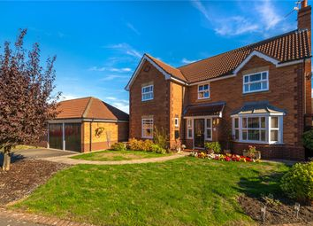 Thumbnail 4 bed detached house for sale in Wordsworth Court, Sleaford, Lincolnshire