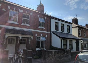 Thumbnail 3 bed terraced house to rent in Sully Terrace, Penarth