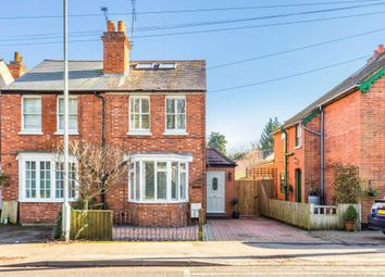 Thumbnail 3 bed semi-detached house for sale in Fernbank Road, Ascot