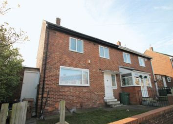 Thumbnail 3 bed semi-detached house for sale in Toronto Road, Sunderland
