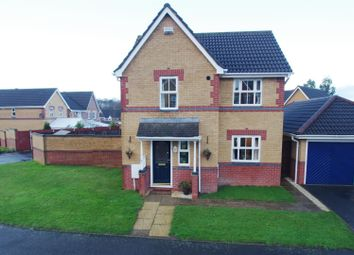 Thumbnail 3 bed detached house to rent in Fireclay Drive, St. Georges, Telford
