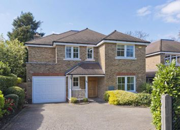 Thumbnail 5 bed detached house to rent in The Ridings, Cobham