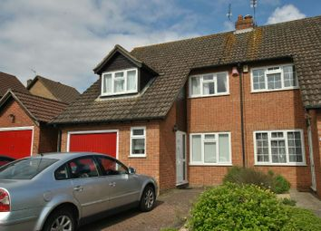 Thumbnail 3 bed semi-detached house to rent in Gatcombe Close, Calcot