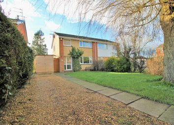 Thumbnail 3 bedroom semi-detached house for sale in Mayflower Avenue, Penwortham, Preston