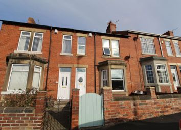 Thumbnail 3 bed terraced house for sale in Beverley Terrace, Newcastle Upon Tyne