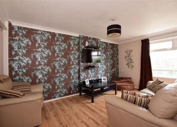 Thumbnail 2 bed terraced bungalow for sale in Bromley Close, Lords Wood, Chatham, Kent