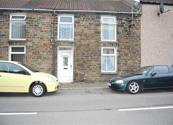 Thumbnail 3 bed terraced house for sale in Miskin Road, Trealaw, Tonypandy
