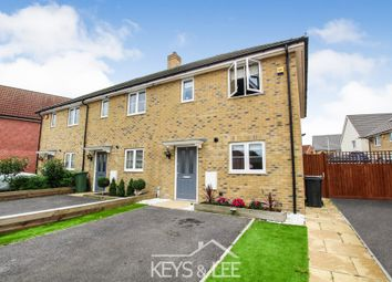 Thumbnail 2 bed end terrace house for sale in Leaf Hill Drive, Romford