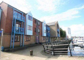 Thumbnail 1 bed flat for sale in Ferrara Square, Maritime Quarter, Swansea