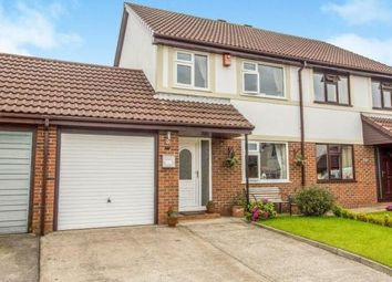 Thumbnail 3 bed semi-detached house to rent in Clayton-Le-Woods, Chorley