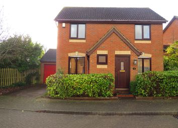Thumbnail 3 bed detached house for sale in Braford Gardens, Shenley Brook End, Milton Keynes