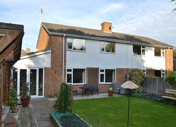 Thumbnail 3 bed semi-detached house for sale in The Grove, Little Hadham, Ware