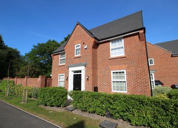 Thumbnail 4 bed detached house to rent in Colstone Close, Wilmslow