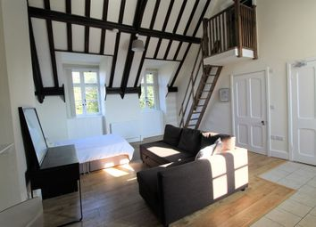 Thumbnail 1 bed flat to rent in The Old Vicarage, Horsefair, Banbury