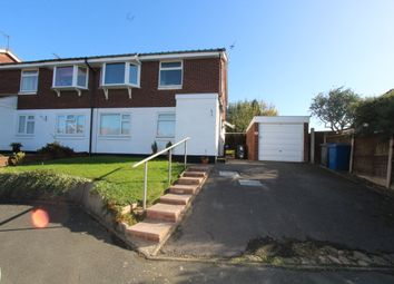 Thumbnail 2 bed maisonette to rent in Sycamore, Wilnecote, Tamworth