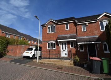 Thumbnail 3 bed semi-detached house for sale in 29 Ellis Peters Drive, Aqueduct, Telford