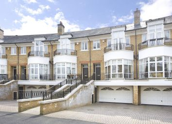 Thumbnail 5 bed town house to rent in St. David's Drive, Englefield Green, Egham
