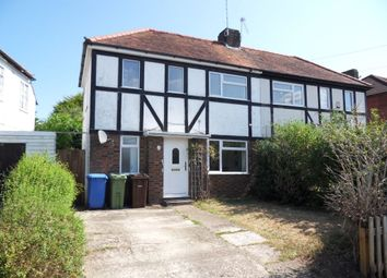 Thumbnail 3 bed property to rent in Haig Road, Aldershot