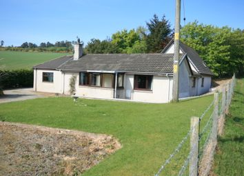 Thumbnail 4 bed detached house for sale in Forgue, Huntly