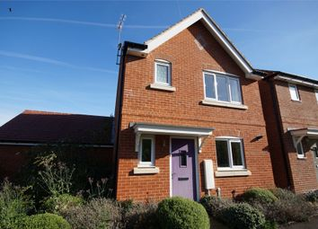 Thumbnail 3 bedroom detached house for sale in Elk Path, Three Mile Cross, Reading, Berkshire