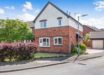 Thumbnail 3 bed semi-detached house for sale in Hollow Meadow, Radcliffe, Manchester