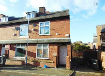 Thumbnail 3 bed end terrace house for sale in Claude Street, Crumpsall, Manchester