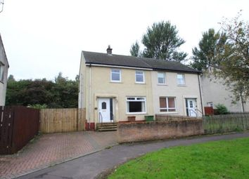 Thumbnail 2 bed semi-detached house for sale in Fairlie Street, Camelon, Falkirk