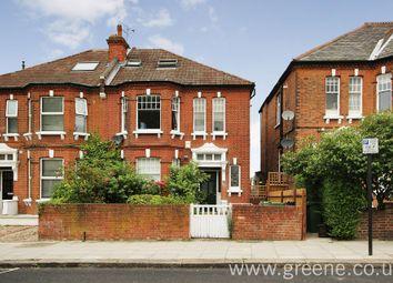 Thumbnail 2 bedroom flat to rent in Minster Road, West Hampstead, London