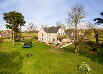 Thumbnail 5 bed detached house for sale in Horebeech Lane, Horam, Heathfield, East Sussex