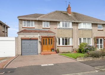Thumbnail 4 bed semi-detached house for sale in 47 Thomson Drive, Currie, Edinburgh