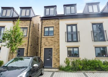Thumbnail 4 bed semi-detached house for sale in Copper Beech Mews, Beech Drive, Rugby