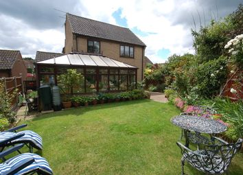Thumbnail 2 bed detached house for sale in Adeane Meadow, Mundford, Thetford