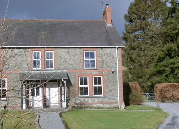 Thumbnail 3 bed cottage for sale in Glanyrafon Cottages, Llanwrda