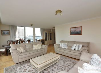 Thumbnail 3 bed flat to rent in Boardwalk Place, Canary Wharf
