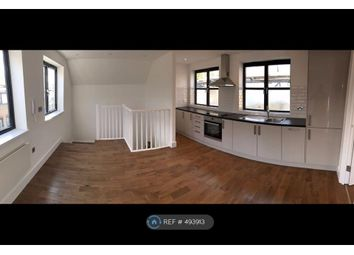 Thumbnail 1 bed flat to rent in Bermondsey Wall East, London