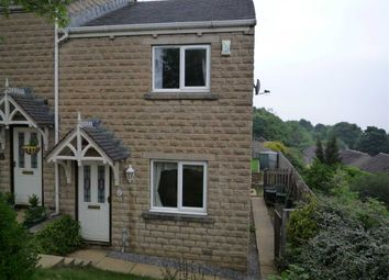 Thumbnail 2 bed semi-detached house to rent in New Street, Golcar, Huddersfield