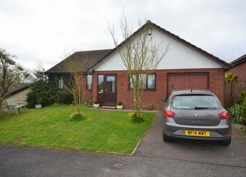 Thumbnail 3 bed detached bungalow for sale in Blackdown View, Sampford Peverell, Tiverton