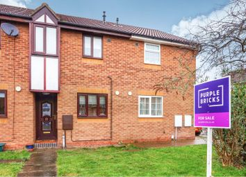 2 bed terraced house for sale in Deene Close, Grimsby DN34