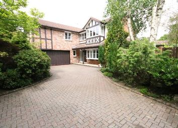 Thumbnail 6 bed detached house for sale in Green Lane, Freshfield, Liverpool
