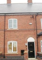 Thumbnail 2 bed town house to rent in Granville Street, Willenhall