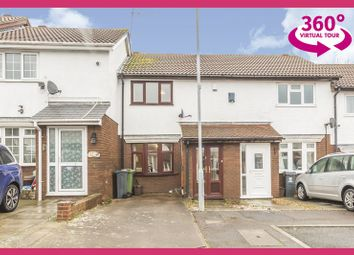 Thumbnail 2 bed terraced house for sale in Vaindre Close, St. Mellons, Cardiff