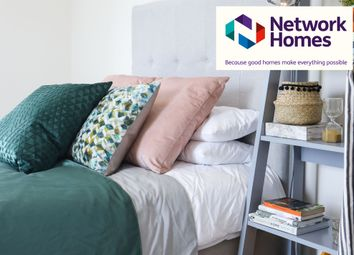 Thumbnail 1 bedroom flat for sale in Hampden Road, Hornsey, Harringay