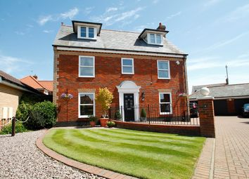 Thumbnail 5 bedroom detached house for sale in Larkhill Rise, Rushmere St Andrew, Ipswich
