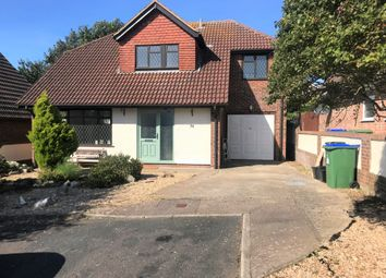 Thumbnail 3 bed detached house to rent in Anzac Close, Peacehaven
