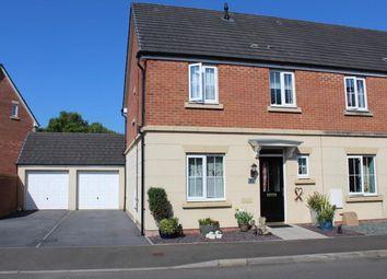 Thumbnail 3 bed semi-detached house for sale in Ffordd Y Glowyr, Betws, Ammanford
