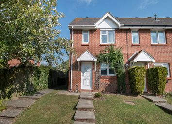 Thumbnail 2 bed terraced house to rent in Waterside Drive, Chichester