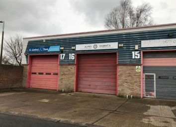 Thumbnail Industrial to let in Unit 16, Farriers Way, Southend-On-Sea